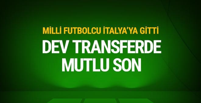 Hakan Çalhanoğlu transferine flaş gelişme