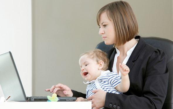 Çalışan annelere müthiş haber hükümet düğmeye basıyor