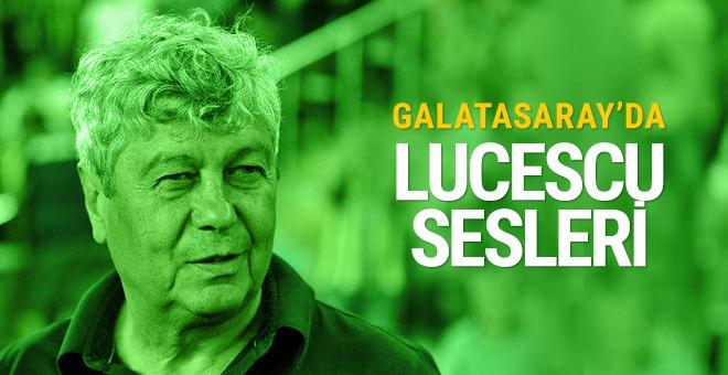Galatasaray'da yine Lucescu sesleri başladı