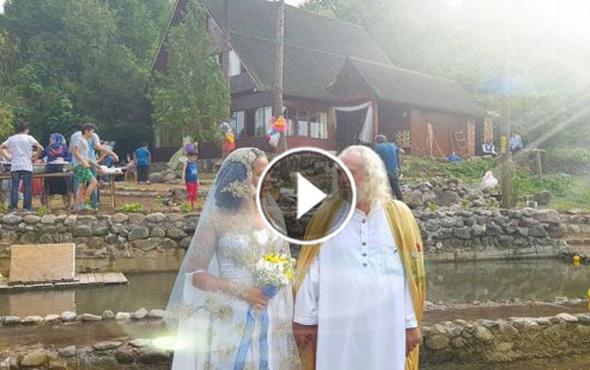Hasan Mezarcı'dan bir acayip düğün