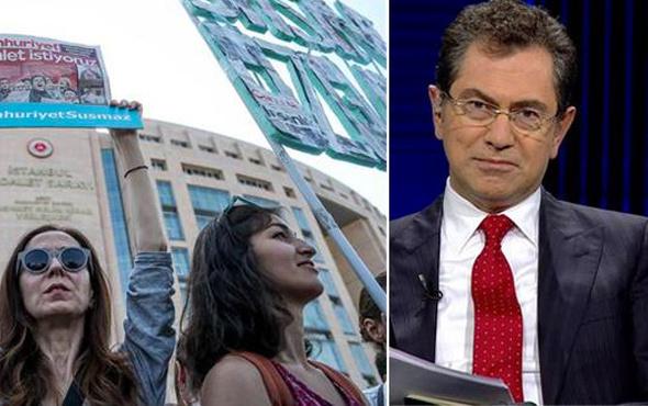 Cumhuriyet gazetesi davası Kadri Gürsel'in savunması