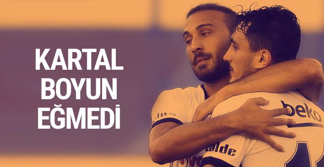 Beşiktaş Valladolid'e boyun eğmedi