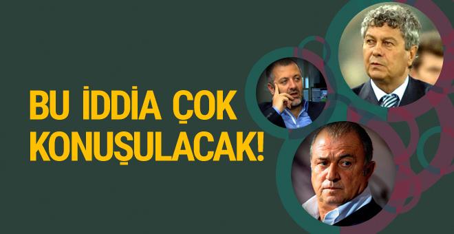 Mehmet Demirkol'dan Fatih Terim ve Mircea Lucescu iddiası