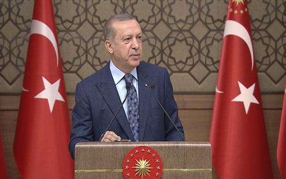 Erdoğan'dan İslam ülkesi rektörlerine FETÖ uyarısı