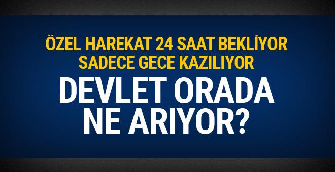 Türkiye orada ne arıyor? 8.5 aydır kazılıyor özel harekat bekliyor