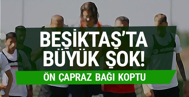 Atınç Nukan'dan Beşiktaş'a kötü haber