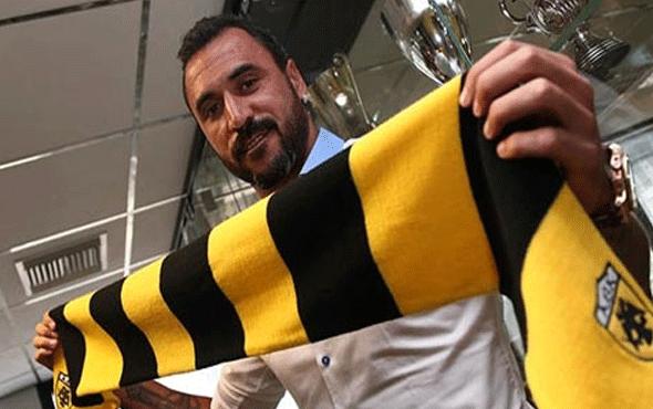 Hugo Almeida kadro dışı bırakıldı