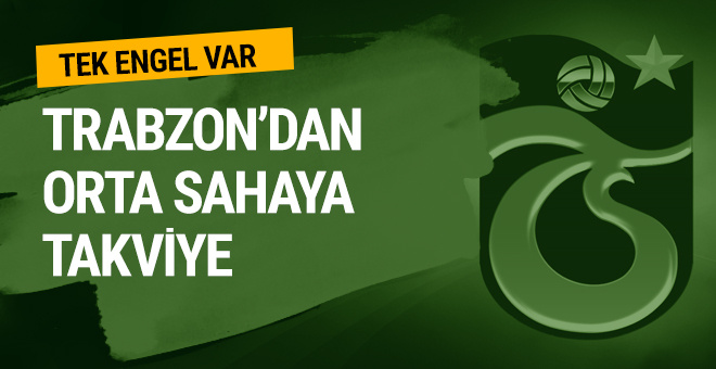 Trabzonspor'da gözler Medel'de