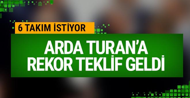 Arda Turan'a rekor teklif geldi