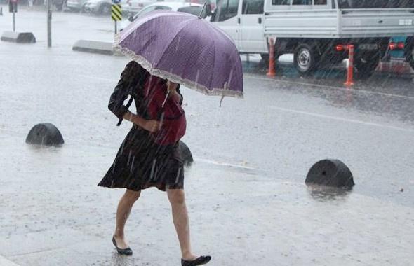 Meteorolojiden sevindiren hava durumu! 19 ilde yağmur