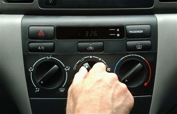 Arabaya biner binmez klimayı çalıştırmayın