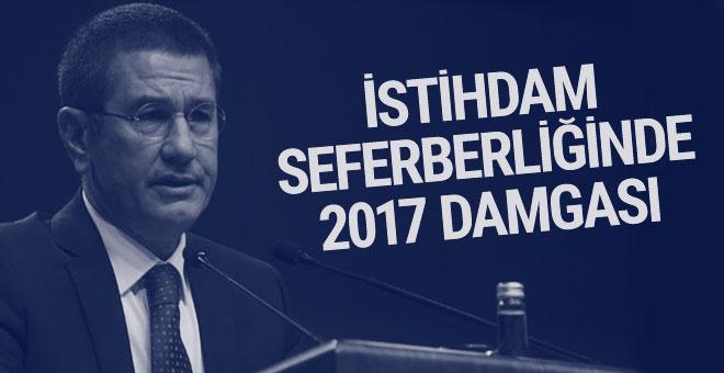 2017 istihdam yılı olacak Canikli açıkladı