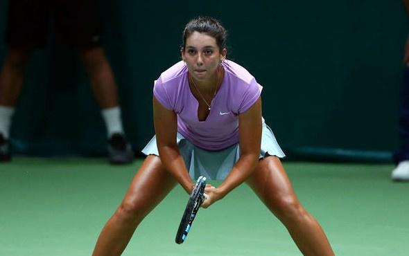 İpek Soylu çiftlerde Wimbledon'da ikinci turda