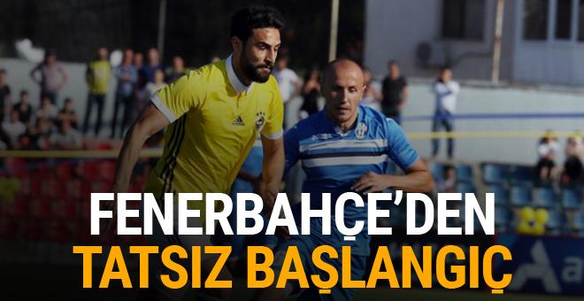 Fenerbahçe Juventus Bükreş maç özeti