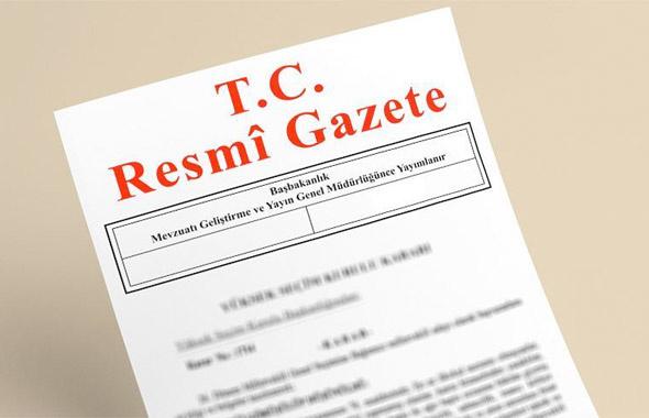 9 Temmuz 2017 Resmi Gazete haberleri atama kararları
