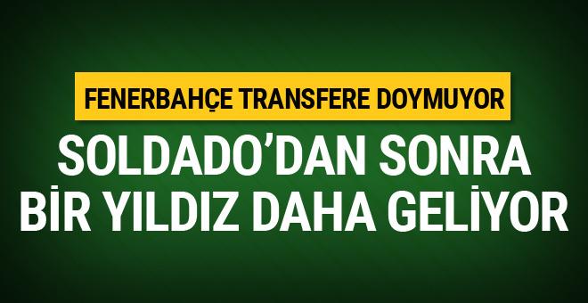 Fenerbahçe Soldado'nun ardından bir yıldız daha bitirdi