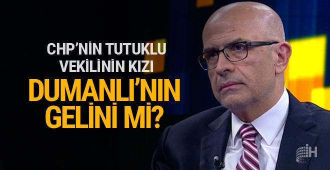 CHP'li Enis Berberoğlu'nun kızı Ekrem Dumanlı'nın gelini mi?