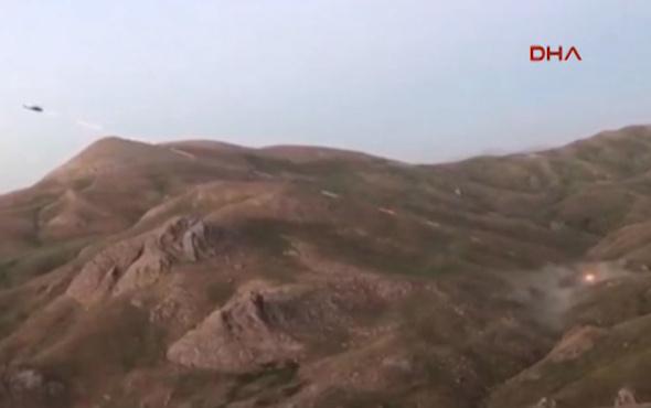Şırnak'ta askeri üs bölgesine saldırı