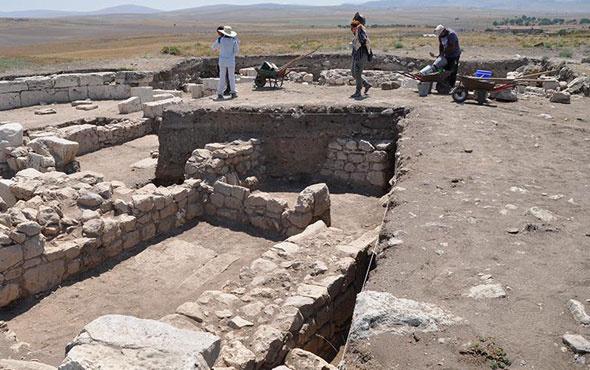 Amorium Antik Kenti 7 uygarlığın tarihine ışık tutacak