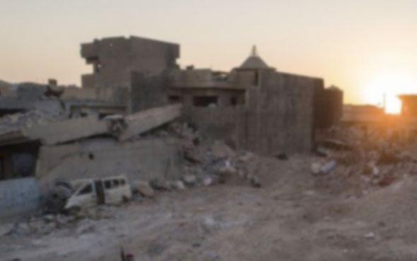 DEAŞ'tan kaçan siviller mayına bastı: 4 ölü