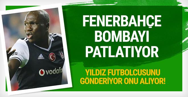 Fenerbahçe'den Aboubakar bombası
