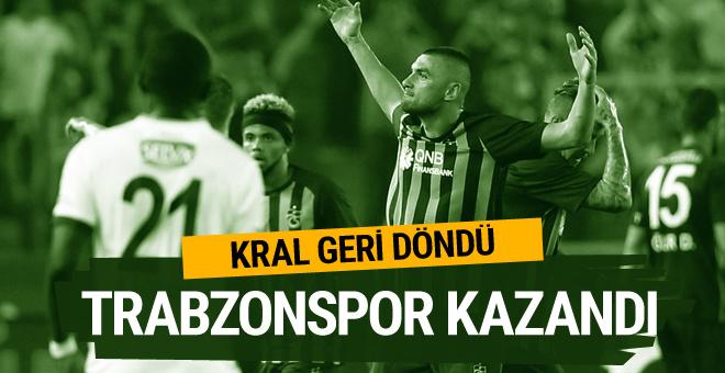 Trabzonspor-Konyaspor maçı golleri ve geniş özeti