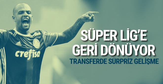 Felipe Melo Süper Lig'e geri dönüyor