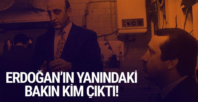 Erdoğan'ın yanındaki o kişi bakın kim çıktı!