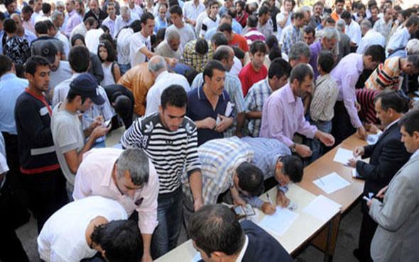 TÜİK 2017 nisan-mayıs-haziran işsizlik rakamlarını açıkladı