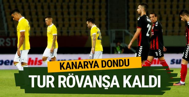 Vardar - Fenerbahçe maçı golleri ve geniş özeti