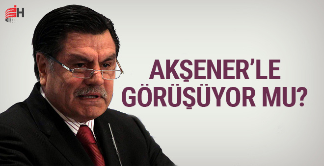 Haşim Kılıç Akşener'in partisine katılacak mı işte yanıtı