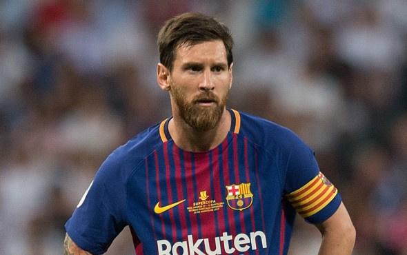 Messi'den terör saldırısıyla ilgili açıklama