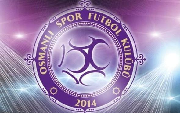 Osmanlıspor'da düşüş sürüyor
