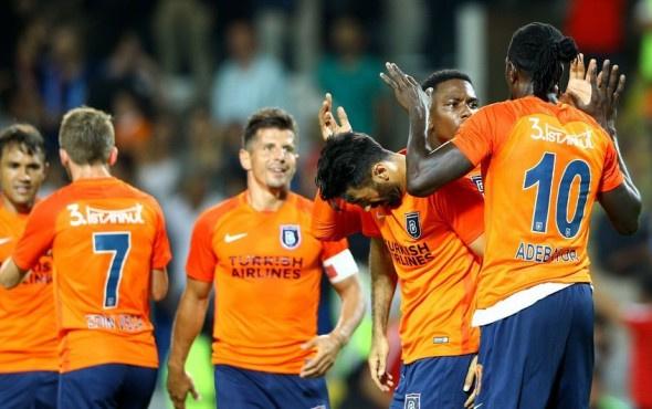 Sevilla-Başakşehir maçını William Collum yönetecek