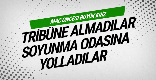 Fenerbahçe-Trabzonspor maçı öncesi olay
