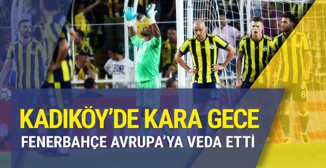 Fenerbahçe Vardar maçı golleri ve geniş özeti