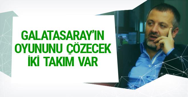 Mehmet Demirkol'dan Galatasaray-Sivasspor maçı değerlendirmesi