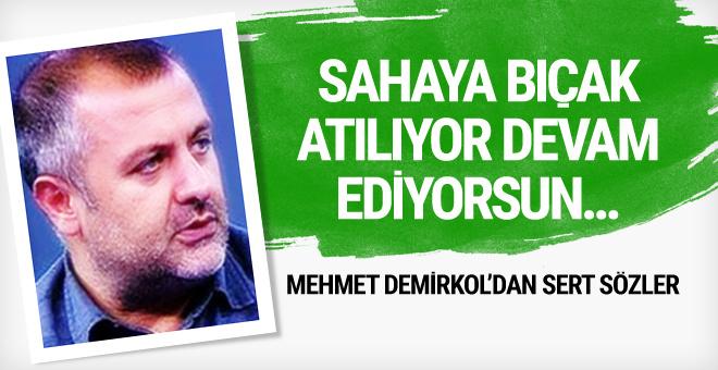 Mehmet Demirkol'dan Süper Kupa yorumu