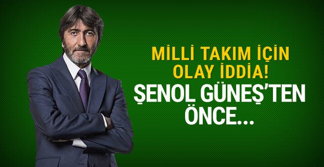 Rıdvan Dilmen'den Şenol Güneş ve Lucescu iddiası!