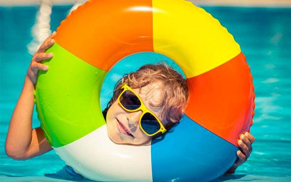 Havuzlar çocuklar için tehlike oluşturabiliyor