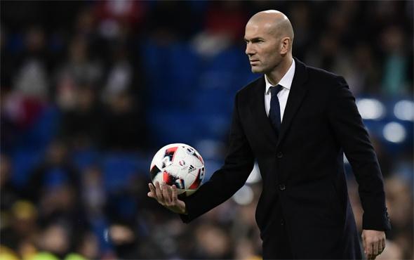 Zidane'ın başarısı devam ediyor