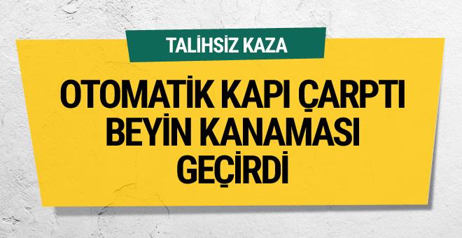 Sivassporlu oyuncu beyin kanaması geçirdi