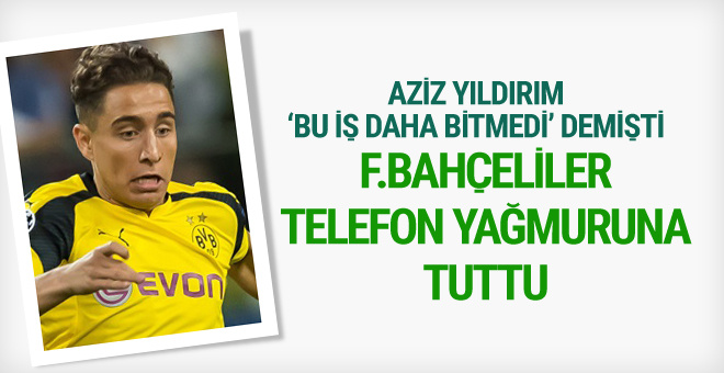 Emre Mor'a telefon yağıyor! Fenerbahçe...