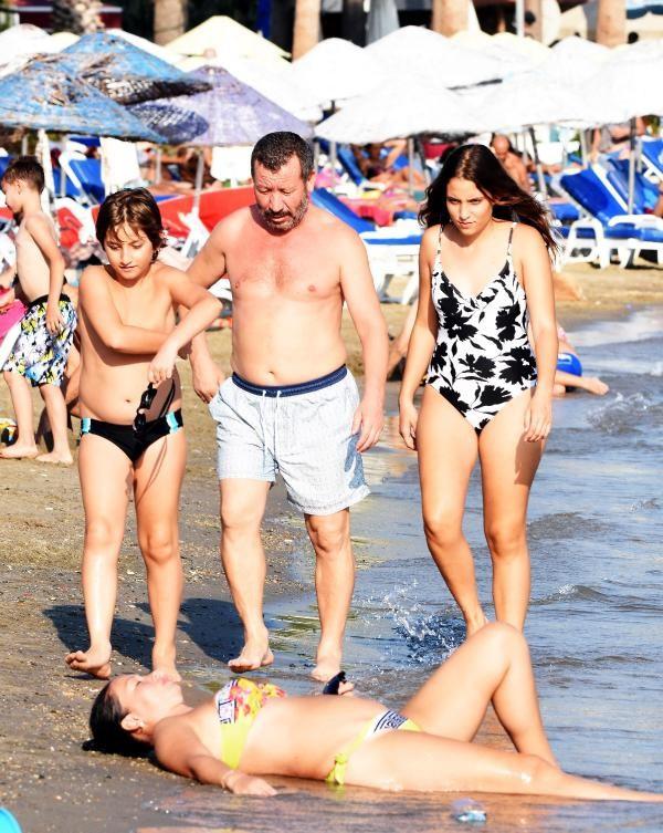 Bodrum bugün sahiller doldu taştı herkes akın etti