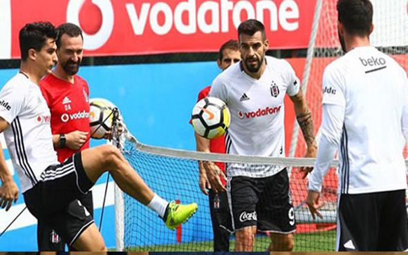 Beşiktaş'ta Porto hazırlıkları başladı