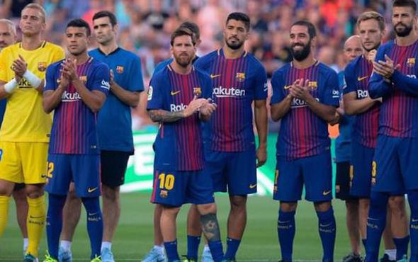 Barcelona Espanyol'u farklı geçti