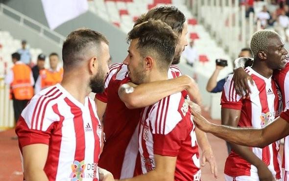 Sivasspor'un yenilmezlik serisi sona erdi