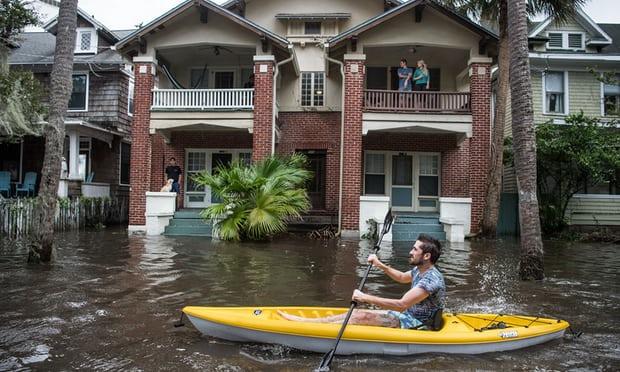 Irma kasırgasında son durum! Vali şok etti: Geri dönmeyin!