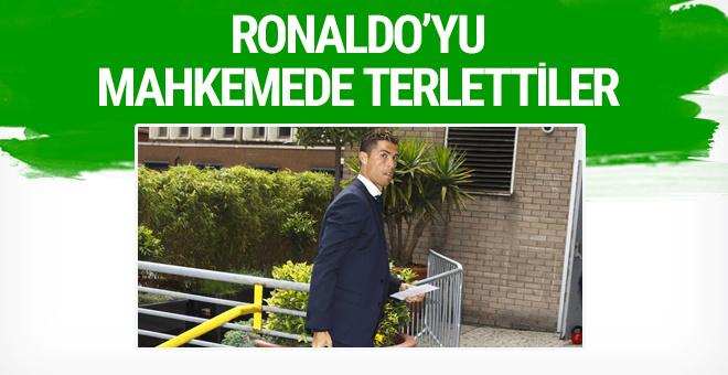 Cristiano Ronaldo İngiltere'ye dönmek istiyor
