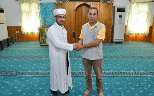 Camiye halı bağışladı yargılanmaktan kurtuldu
